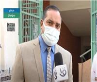 جامعة سوهاج: إجراءات للحفاظ على سلامة الطلاب بعيدًا عن التكدس| فيديو