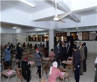 رئيس جامعة أسيوط: تطبيق نظام التصحيح الإلكتروني للامتحانات