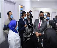 انطلاق أعمال الحملة القومية للتطعيم ضد مرض شلل الأطفال بالفيوم
