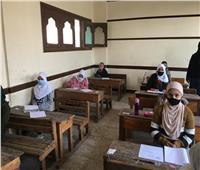 رئيس المعاهد الأزهرية يتفقد لجان الشهادة الابتدائية والصف الثاني الثانوي