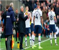 تشكيل توتنهام لمواجهة بيرنلي في الدوري الإنجليزي