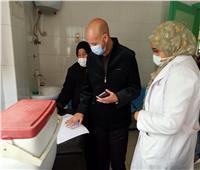 قافلة طبية توقع الكشف الطبي على 1606 مجانا بالشرقية