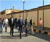 محافظ كفر الشيخ يتفقد أعمال تطوير مسار العائلة المقدسة |فيديو