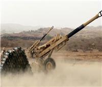 مدفعية الجيش اليمني تستهدف تحركات المليشيا غرب مأرب