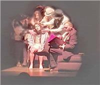 «أشباح سلمى» .. حين يُعيدنا المسرح إلى أشباحنا