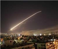 قوات الدفاع الجوي السورية تتصدى لهجوم صاروخي على دمشق