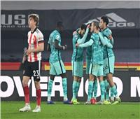 ليفربول يكسر سلسلة الهزائم بفوز سهل على شيفيلد| فيديو