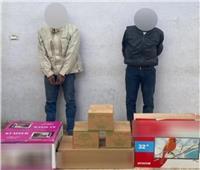 اعترافات تفصيلية للمتهمين بسرقة رواد البنوك بـ «البساتين»