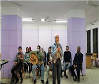 كوكتيل من أغاني الطرب الأصيل لفرقة المنيا للموسيقى العربية