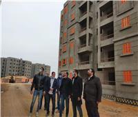 الإسكان: 55% نسبة تنفيذ 24888 وحدة سكنية بمدينة 6 أكتوبر الجديدة