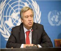 الأمين العام للأمم المتحدة يدعو الرئيس القبرصي لمؤتمر جنيف أبريل المقبل