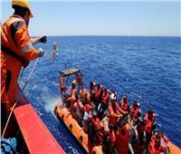 إنقاذ 181 مهاجرا في المياه الليبية