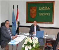 جامعة الإسكندرية تعتمد أول برنامج في مجال التعليم الطبي بالشرق الأوسط