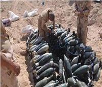 العثور على 59 صاروخا في محافظة الأنبار بالعراق