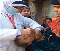 وزيرة الصحة: تطعيم 52.9% من المستهدف في أول أيام حملة شلل الأطفال