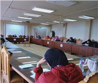 رئيس جامعةقناة السويس: حريصون سلامة الطلاب خلال أداء الامتحانات