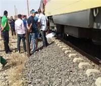 مصرع طالب صدمه القطار في مركز ملوي بالمنيا