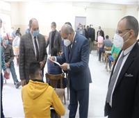 رئيس جامعة الأزهر يشيد بانضباط سير العمل بلجان كلية التربية