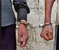ضبط 4 عاطلين في سرقة خزينة شركة ببولاق الدكرور