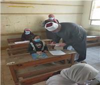 وكيل الأزهر يتفقد لجان الشهادة الابتدائية والصف الأول الثانوي بالقليوبية