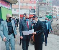 محافظ القاهرة: محور مسطرد الجديد يهدف لتحقيق السيولة المرورية