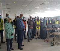 نائب وزير الإسكان: الالتزام بالبرامج الزمنية في مشروعات «المنصورة الجديدة»