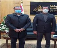 بقرار وزاري.. عمرو الدخاخنى مديراً تنفيذيا لمستشفيات جامعة بنها