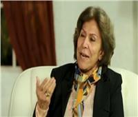 فريدة الشوباشي: أنا من أتباع سيدنا عمر بن الخطاب