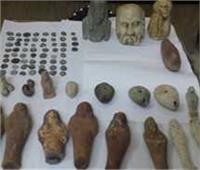 مأمورية ضبط متهمين بالتنقيب عن الآثار تقود الشرطة لـ«كشف أثري» بسوهاج