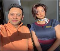 راندا عبدالسلام تتوعد مصطفى قمر في «فارس بلا جواز»