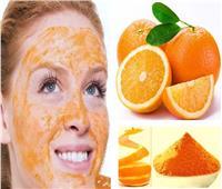 فوائد مطحون قشر البرتقال للبشرة