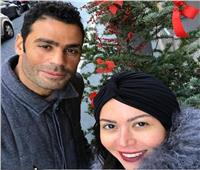 لقاء الخميسي تحتفل بتألق «عبد المنصف» على طريقتها الخاصة