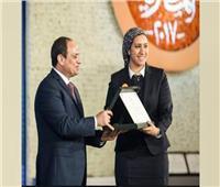 آية مدني تشكر الرئيس السيسي على توجيهه بتأجيل قانون الشهر العقاري عامين