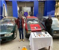 اعترافات تفصيلية للمتهمين بسرقة السيارات بمصر الجديدة