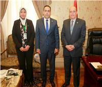 لجنة الشباب بالبرلمان تستمع لوفد المنظمة المصرية لمكافحة المنشطات