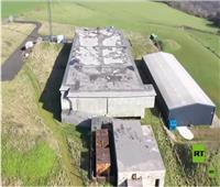 عرض «مخبأ نووي» للبيع بـ600 ألف دولار| فيديو