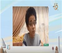 «جونيور الدحيح».. طفل يقدم محتوى علمي عبر« تيك توك»| فيديو