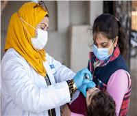 الصحة: الحملة القومية للتطعيم ضد شلل الأطفال تحقق 81.4% من المستهدف