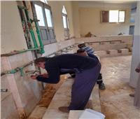 مياه أسيوط توزع 8 آلاف قطعة موفرة مجانية للمساجد والكنائس