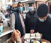12 ألف شخص يسددون غرامة عدم ارتداء الكمامة.. وضبط 1325 «شيشة»