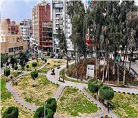 افتتاح ميدان مصطفى كامل بعد تطويره بالإسماعيلية