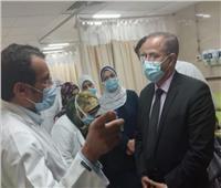 بدء تشغيل خدمات وحدة غسيل الكلى للمرضى بالقليوبية