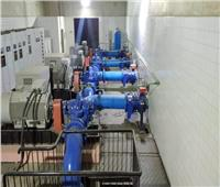 «مياه قناة السويس»: تشغيل خزان رفع «الدوايدة» بعد الإحلال والتجديد