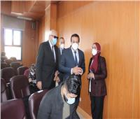 وزير التعليم العالي يشدد على الإجراءات الاحترازية خلال الامتحانات
