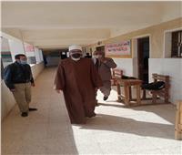 ختام امتحانات الشهادة الابتدائية الأزهرية بشمال سيناء
