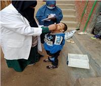 وكيل الصحة بالشرقيةيتابع حملة «التطعيم ضد شلل الأطفال»