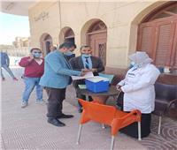 صحة المنيا تواصل الحملة القومية للتطعيم ضد شلل الاطفال