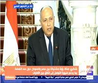 وزير الخارجية: توسيع التعاون الاقتصادي والأمني والثقافي مع السودان
