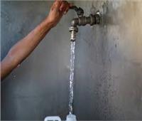 محافظ الجيزة يتابع باهتمام تواجد عكارة بالمياه في نطاق حي العمرانية