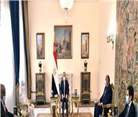 الرئيس السيسي: أمن واستقرار السودان جزءاً لا يتجزأ من أمن واستقرار مصر
